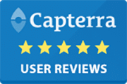 5-Star Reviews on Capterra