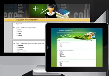 Create and launch surveys with SurveyMethods' survey software