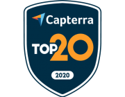 Capterra Top 20 for Survey Apr-20