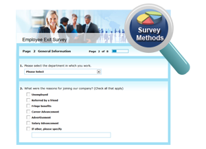 Brand Your Survey Using our Survey Software